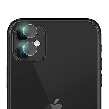 Microsonic Apple iPhone 11 (6.1'') Kamera Lens Koruma Camı Renksiz